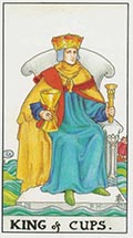 King of Cups Universal Rider Waite